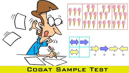 Cogat Sample Tests